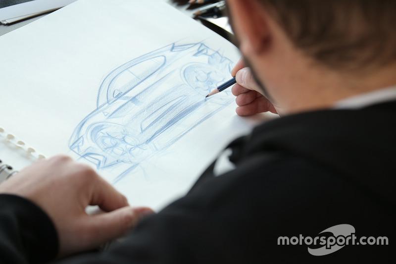 Alfa Romeo F1 team introductions