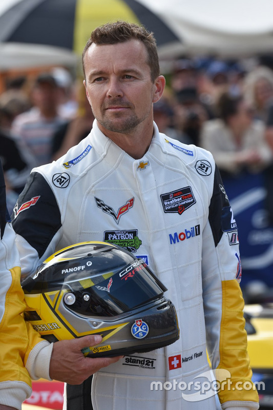 Marcel Fassler, Corvette Racing
