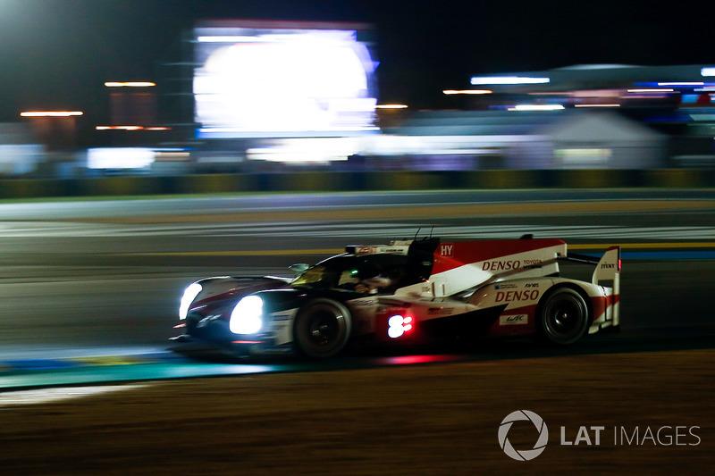 Día 10: primera parte de las 24 horas de Le Mans