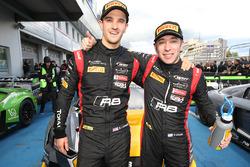 #17 Belgian Audi Club Team WRT Audi R8 LMS: Стюарт Леонард, Робін Фряйнс