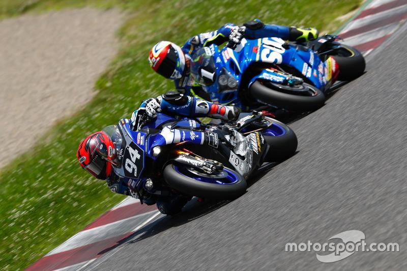 #94 GMT94 Yamaha: David Checa, Niccolò Canepa, Mike Di Meglio