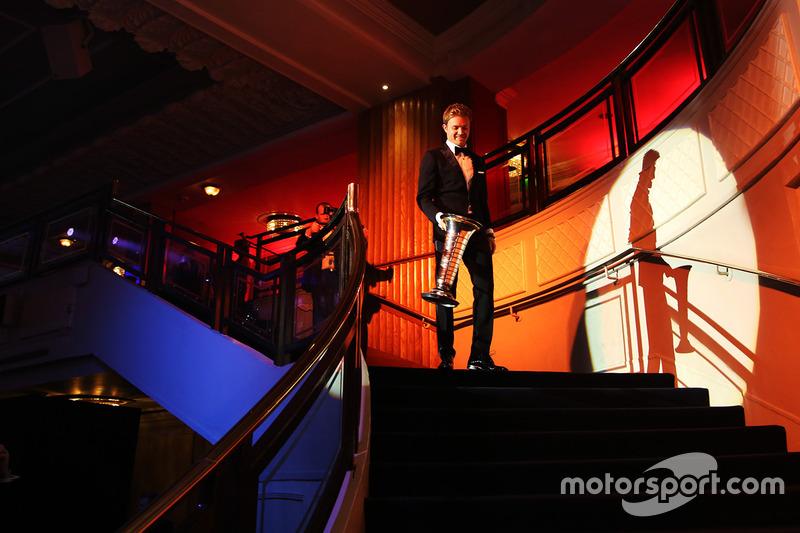 #6: Formel-1-Weltmeister Nico Rosberg, Mercedes AMG F1
