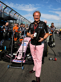 Robert Fernley, Sahara Force India F1 subdirector de equipo