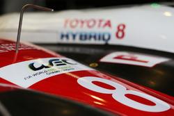 تفاصيل سيارة رقم 8 فريق تويوتا ريسينغ تي إس 050 الهجينة