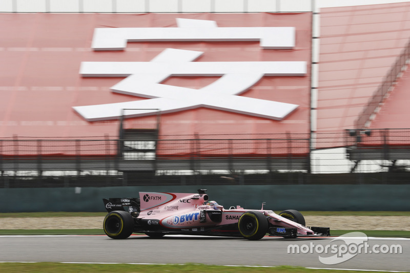 9. Серхіо Перес, Force India — 8
