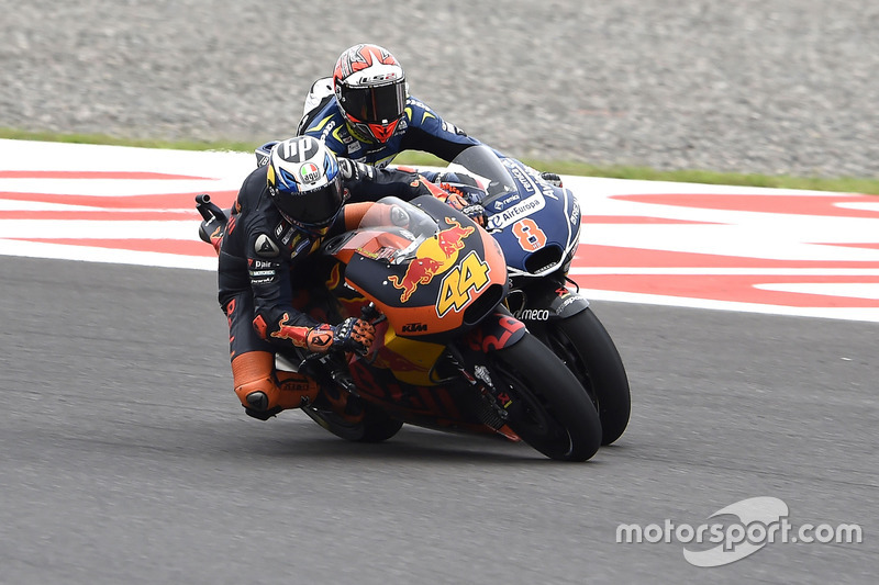 Pol Espargaro, Red Bull KTM Factory Racing, Hector Barbera, Avintia Racing