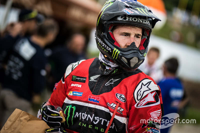 #9 Monster Energy Honda Team: Ricky Brabec