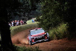 Andreas Mikkelsen, Anders Jäger, Citroën C3 WRC, Citroën World Rally Team
