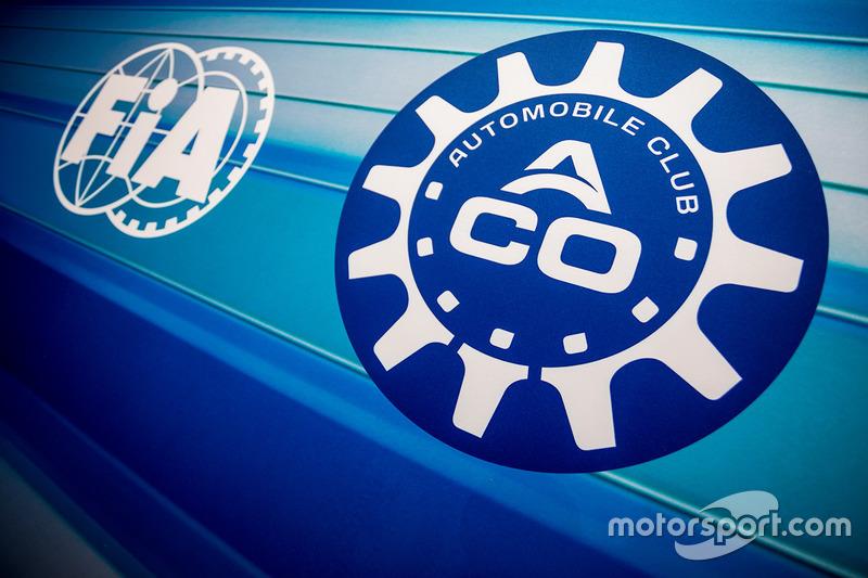 Logos de FIA y ACO