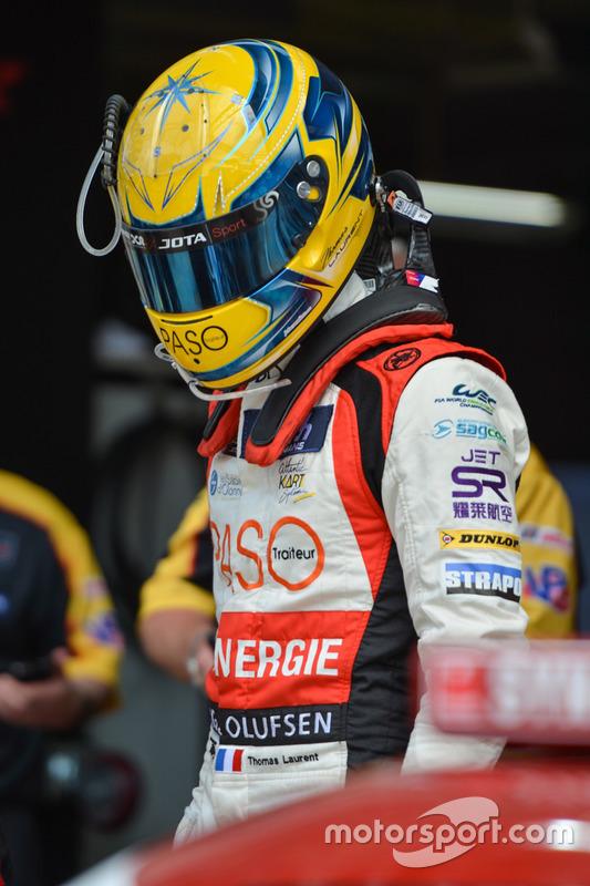 Thomas Laurent, DC Racing