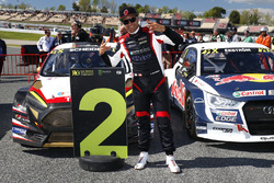 Le deuxième, Timo Scheider, MJP Racing Team Austria, Ford Fiesta ST