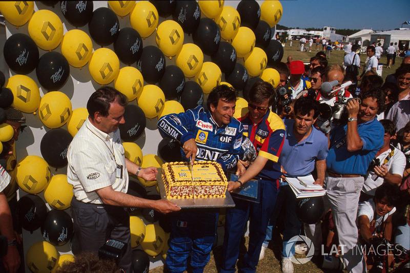 Riccardo Patrese: 256 Rennen