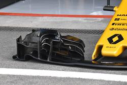 Renault Sport F1 Team RS17, ala delantera