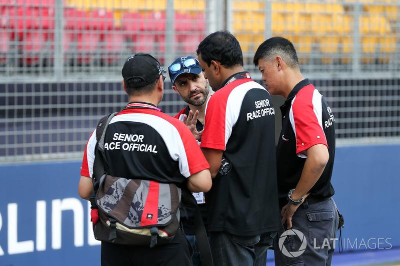 Race Officials