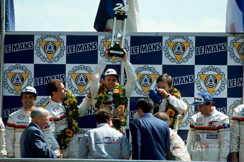 1993: Geoff Brabham, Christophe Bouchut, Eric Helary