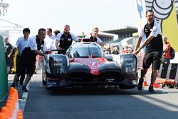#7 Toyota Gazoo Racing, Toyota TS050 Hybrid: Mike Conway, Kamui Kobayashi, Stéphane Sarrazin