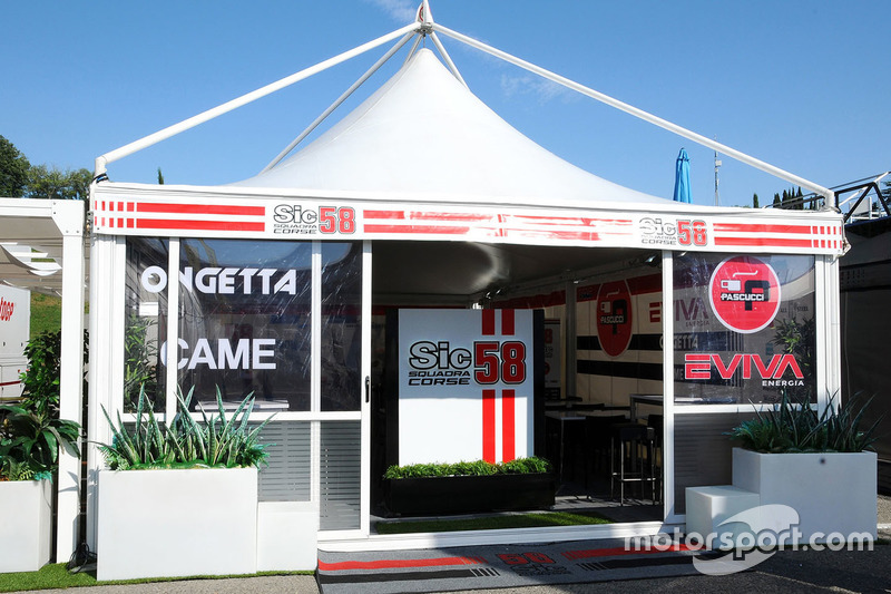 SIC58 Squadra Corse, Motorhome