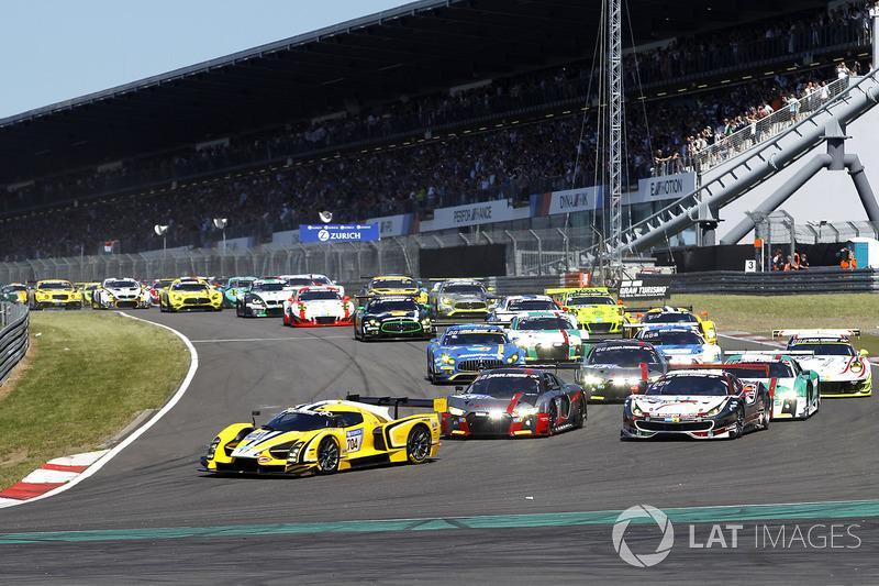 Langstrecke Liveticker: Aktuelle Informationen zu den 24h Nürburgring 2017