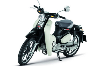 Honda Super Cub C125-Pearl Shining Black