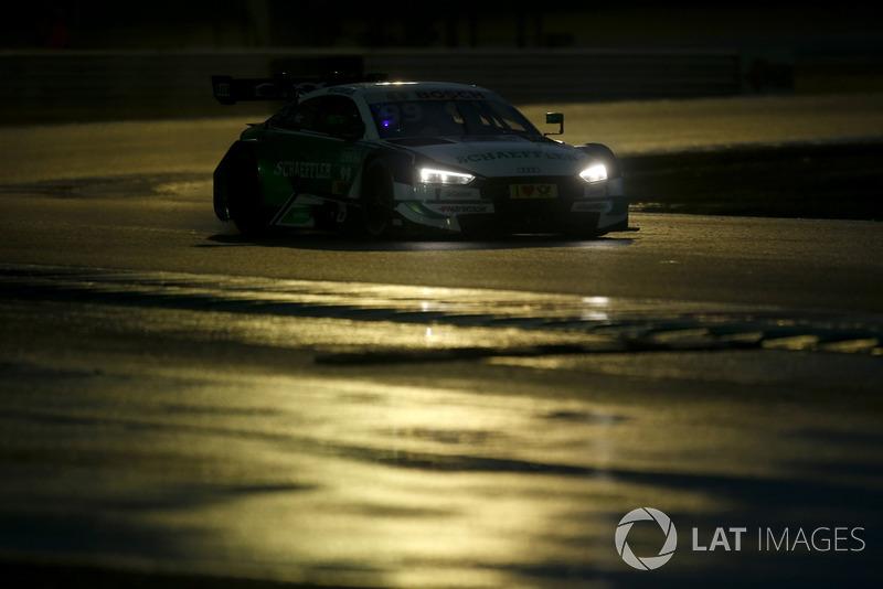 9. Mike Rockenfeller, Audi Sport Team Phoenix, Audi RS 5 DTM