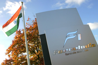 Force India Factory