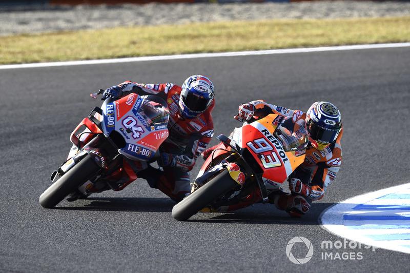 #16 GP de Japón - Victoria: Marc Márquez
