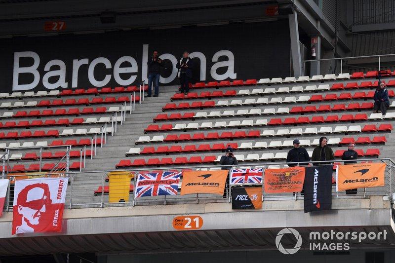 Fans de McLaren