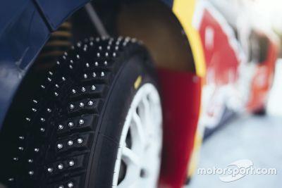 Presentation: Red Bull Peugeot WRX Team
