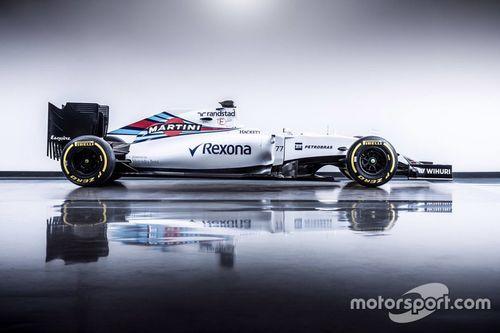 Presentación del Williams F1 FW38