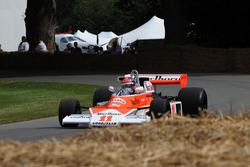 Emerson Fittipaldi McLaren M23