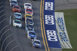 Dale Earnhardt Jr., Hendrick Motorsports Chevrolet Chase Elliott, Hendrick Motorsports Chevrolet