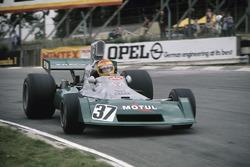 Francois Migault, BRM P160E