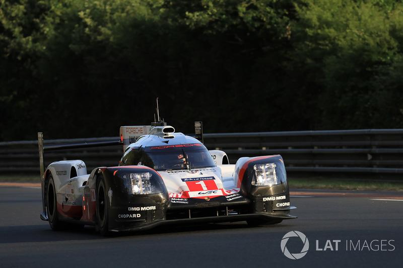 3. LMP1: #1 Porsche Team, Porsche 919 Hybrid