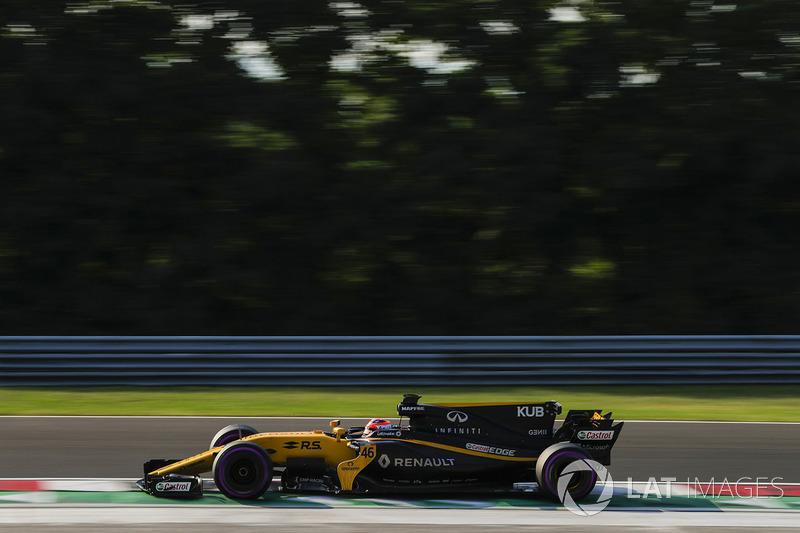 Robert Kubica, Renault Sport F1 Team RS17