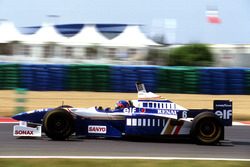 Jacques Villeneuve, Williams FW18 Renault