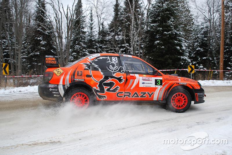 Leo Urlichich, Subaru Impreza WRX STI