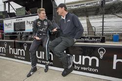Tim Cindric, Josef Newgarden, Team Penske Chevrolet