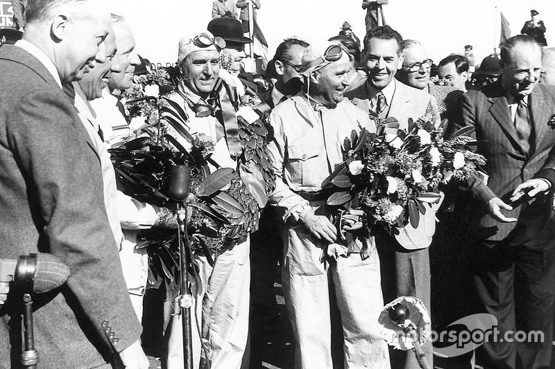 Переможець Джузеппе Фаріна, Alfa Romeo
