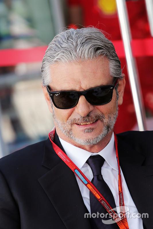 Мауріціо Аррівабене, голова Ferrari