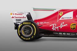 Ferrari SF70H detail
