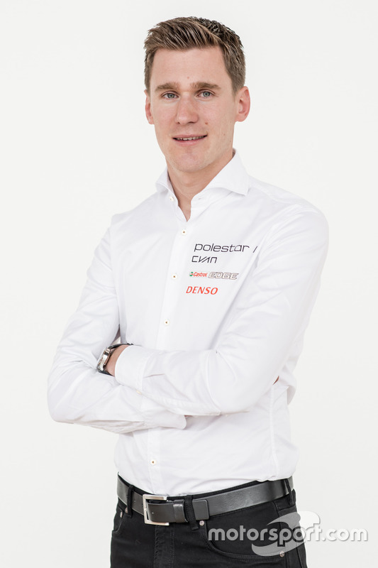 Nicky Catsburg, Polestar Cyan Racing