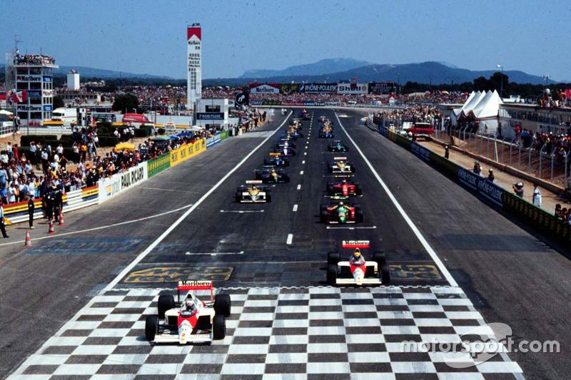 Гран При Франции 1989