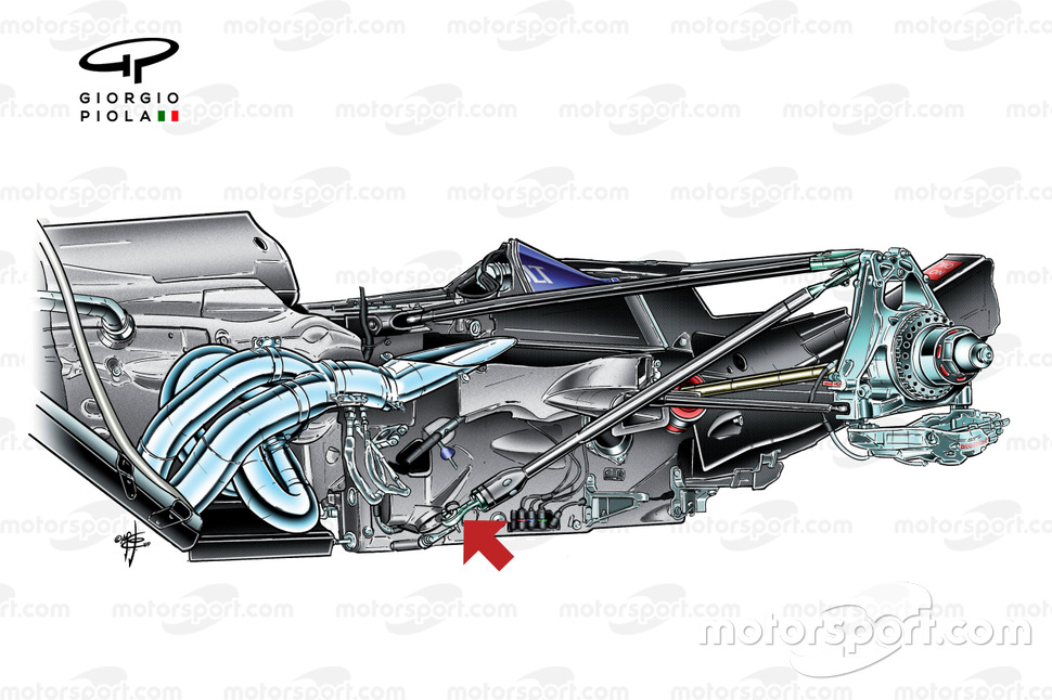 Red Bull RB5 2009 ophanging