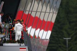 Валттері Боттас, Mercedes AMG F1, Даніель Ріккардо, Red Bull Racing, Себастьян Феттель, Ferrari,