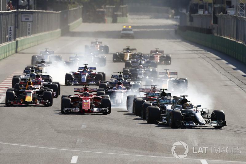 F1 Crónica