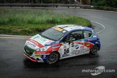 Trofeo Peugeot Competition 208: Rally del Taro