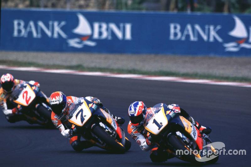 1997 - Мік Дуен, Honda
