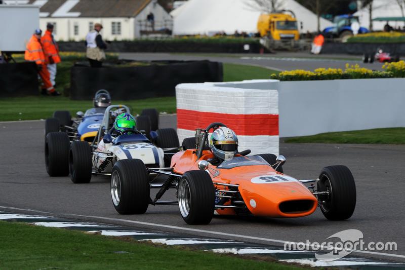 Derek Bell Cup, Jonathan Hughes, Merlyn