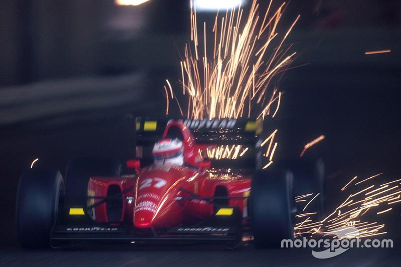 F1, Monte Carlo 1992: Jean Alesi, Ferrari F92A