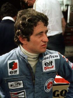 Patrick Depailler, Tyrrell-Ford Cosworth